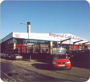 Imperial Cash and Carry Location