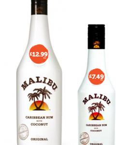 Malibu Price Mark